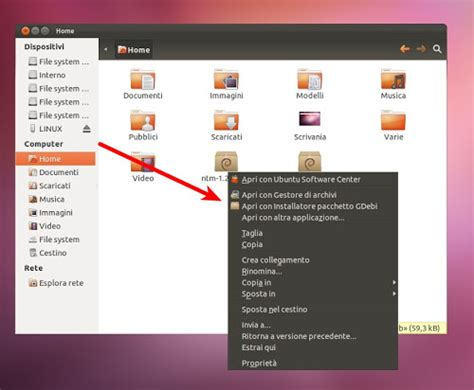 L Package For Ubuntu by Ubuntu 11 10 Does Not Allow Us To Install A Deb Package For Ubuntu Software Center Here S How