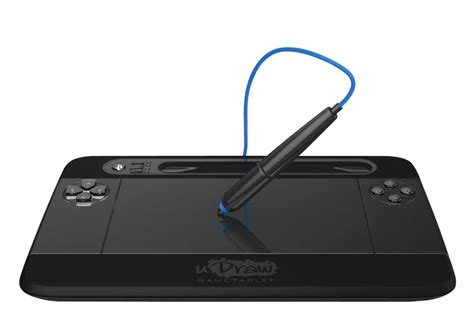 Wii U Drawing App by Thq Executive Says Wii U Is Similar To Udraw Tablet