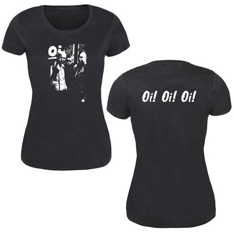 Shirt Oi oi oi oi girly shirt kaufen bei spirit of the streets