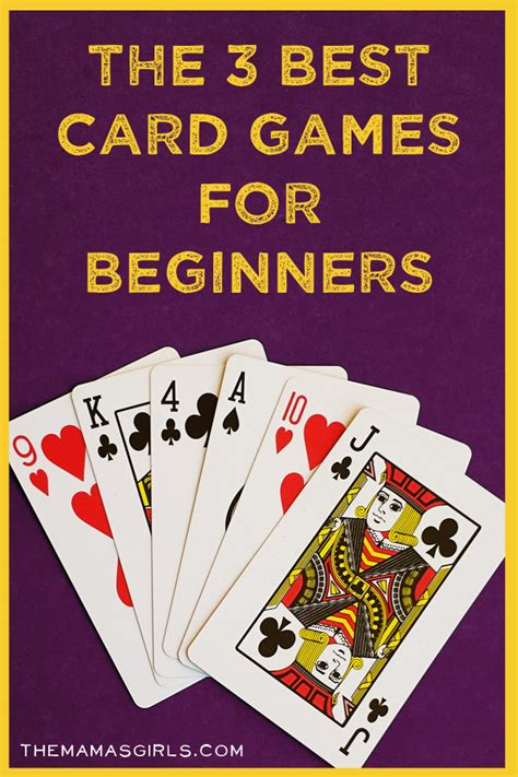 card for beginners the 3 best card for beginners