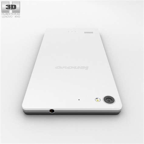 Lenovo Vibe White lenovo vibe x2 white 3d model humster3d