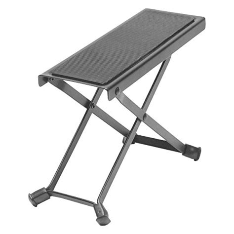 guitar foot stool alternatives on stage fs7850b guitar foot rest instruments sale