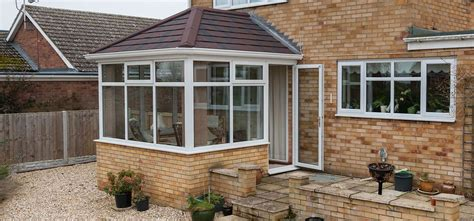 Ideas For Sunroom Windows Solid Roof Edwardian Conservatories Guardian Warm Roof