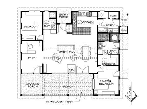 survival home plans passive solar cabin floor plans pinterest