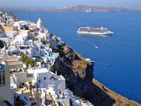 sail greek islands cheap greek islands santorini