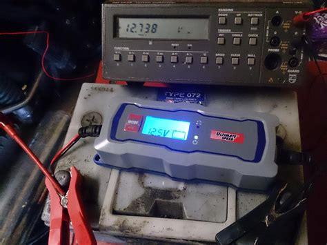 Charging battery in situ