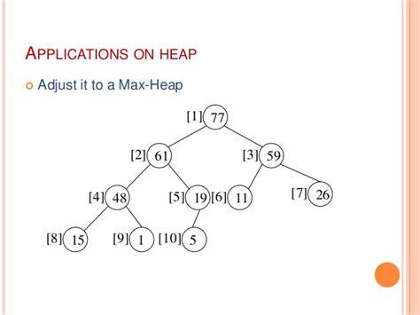 heap sort in data structure pdf download heapsort using heap