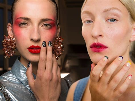 Nagel Trends Sommer 2017 by Summer 2017 Nail Trends Fashionisers