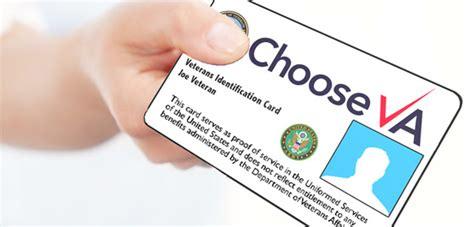 va veteran id card  military discounts
