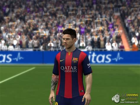 fifa 14 messi tattoo patch messi lionel new update fifa 14 at moddingway