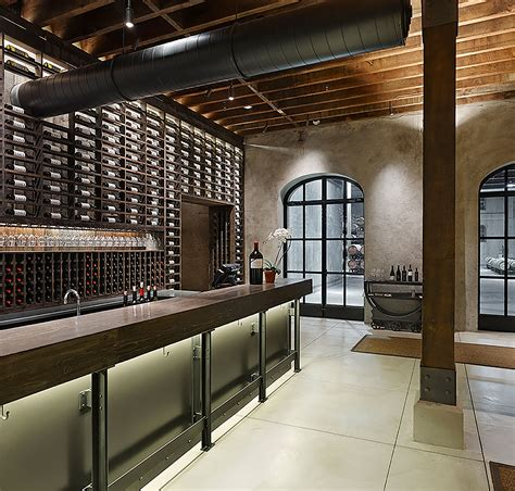 winery tasting room best wineries in st helena california architectural digest