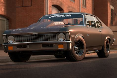 hoonigan cars un hoonigan car pack arrive sur forza actualit 233