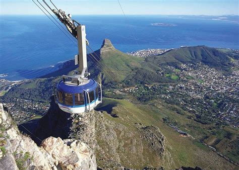 table top mountain south africa unforgettable cape town peaks of africa