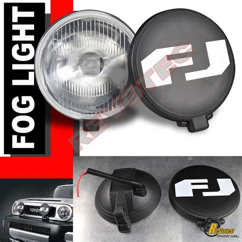 Fj Cruiser Fog Lights by 07 08 09 Toyota Fj Cruiser Auxiliary Driving Fog Light Ebay