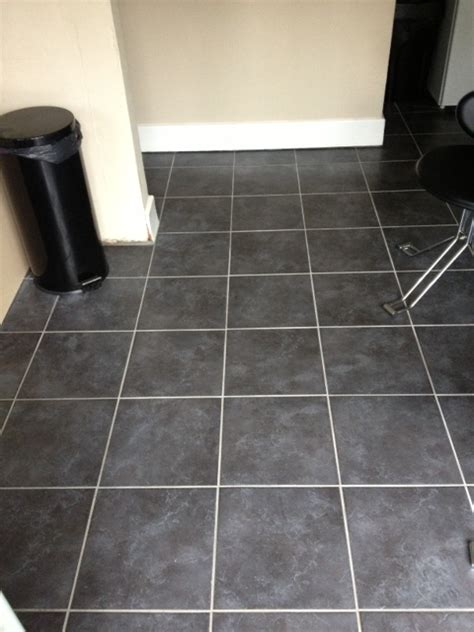 Black And Grey Floor Tiles by What Grout Colour To Use Advice From Creative Tilesblog