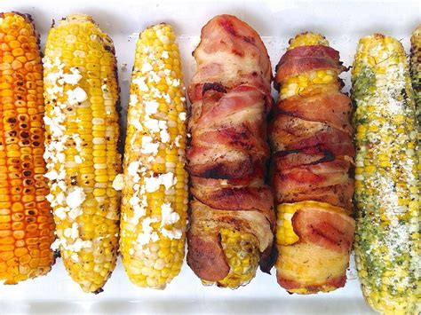 5 alternative toppings for grilled sweetcorn good housekeeping