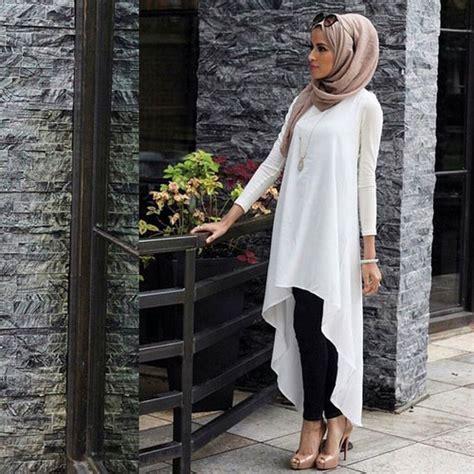 Busana Atasan Muslimah Terbaru Aa1252 model baju atasan dan busana wanita terbaru desain avirss