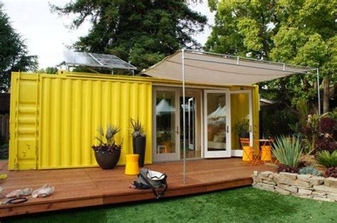 montainer shipping container to tiny cabin conversions