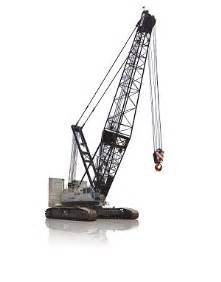 Lattice boom crawler cranes - Terex Cranes Hc110