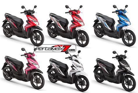 Honda Beat Fi Cw pertamax7 all new honda beat fi hadir di