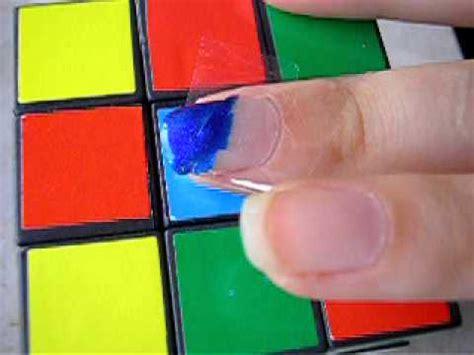 unghie da fare a casa facili unghie decorate facile da fare
