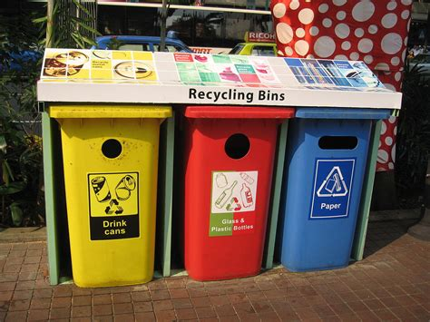 Recycle With Style by Waste Sorting