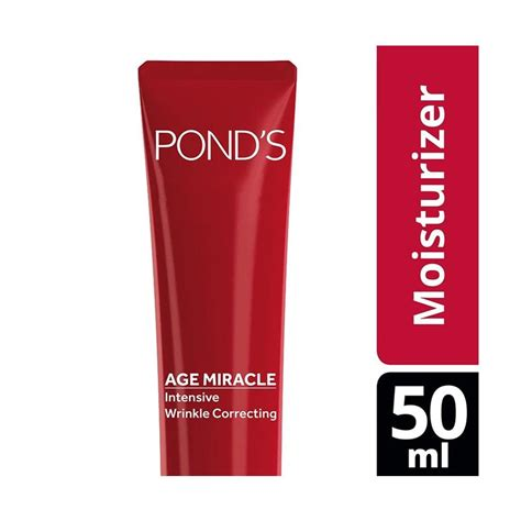 Harga Ponds Age Miracle harga pond s age miracle intensive wrinkle correcting