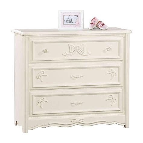 Princess Dresser by Disney Princess Enchanted 3 Drawer Dresser White
