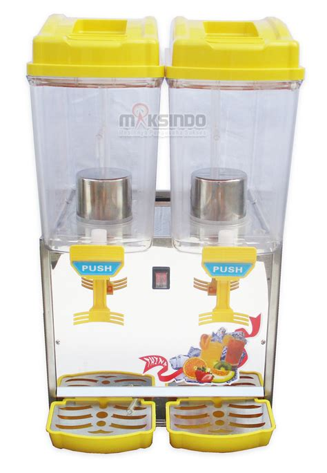 Juice Dispenser Di Bandung jual mesin juice dispenser 2 tabung 17 liter dsp17x2