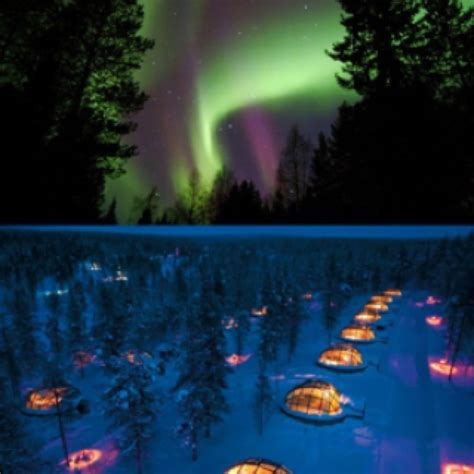 igloo northern lights glass igloos the northern lights beloved places