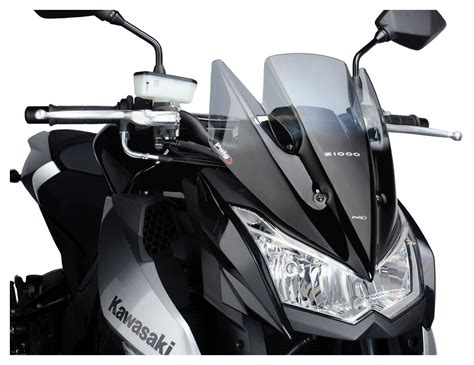 Puig Windshield For Kawasaki Z800 puig new generation windscreen kawasaki z1000 2010