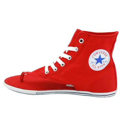 converse sandals converse all ct sandal hi 522255 womens laced