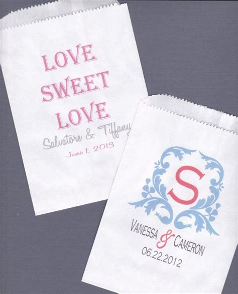favor bags for buffets 1000 ideas about buffet bags on table dessert table and wedding