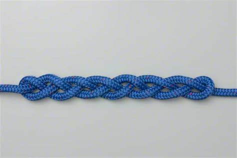 Simple Decorative Knots - braid how to braid a single rope decorative knots