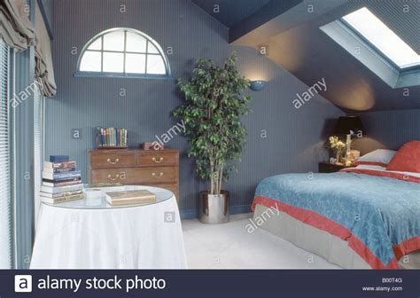 where to buy large house plants large house plant in eighties attic conversion bedroom with blue stock photo royalty