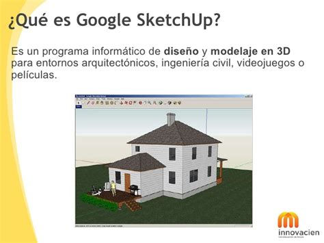 Que Es Layout Sketchup | introducci 243 n a google sketchup