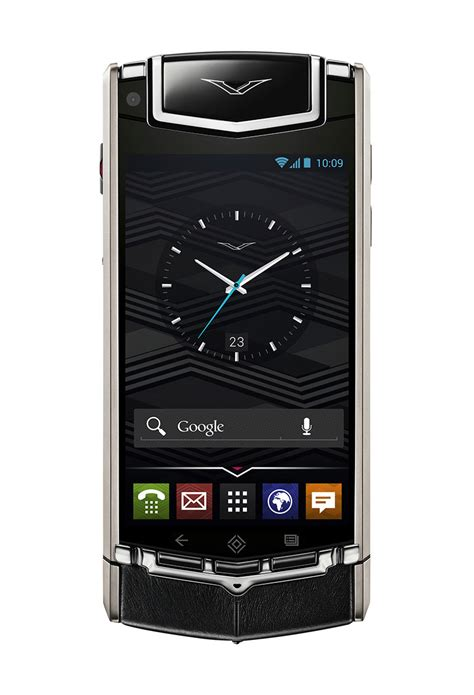 vertu luxury phone vertu ti android 10 000 luxury smart phone pursuitist