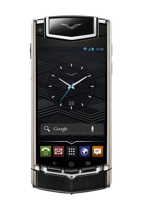 vertu phone vertu ti android 10 000 luxury smart phone pursuitist