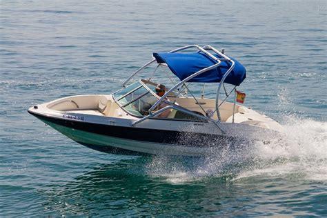 bayliner boat hire bayliner 175gt yacht charter marbella alquiler yates