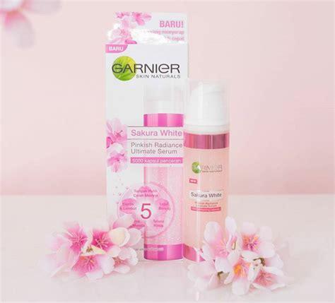 Masker Muka Garnier 4 cara menggunakan serum garnier untuk memutihkan wajah