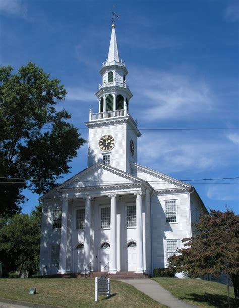 churches in new milford ct