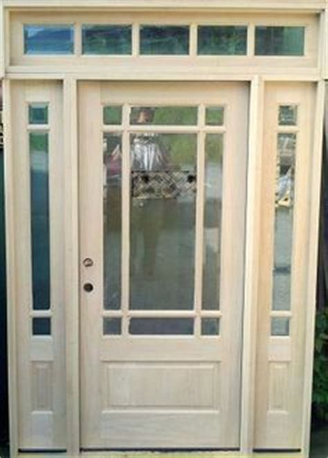 Used Exterior Doors Entry Door With Sidelights Fiberglass Entry Doors And Entry Doors On Pinterest