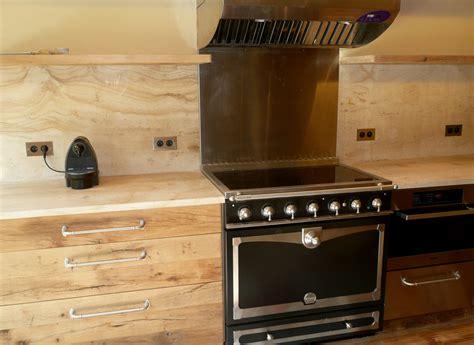 d馗o cuisine plans de travail de cuisine en marbre et granit