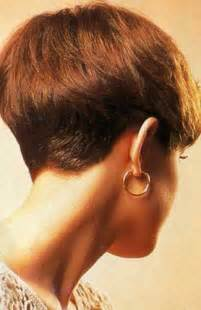 80s style wedge hairstyles wedge haircut from back globezhair