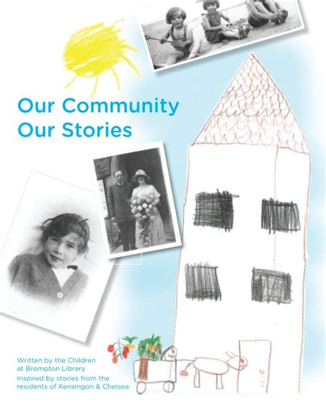 in our stories books our community our stories rbkc by brompton library