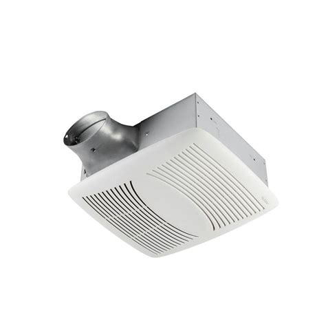 nutone bathroom ceiling fan nutone ez fit 80 cfm ceiling exhaust fan energy star