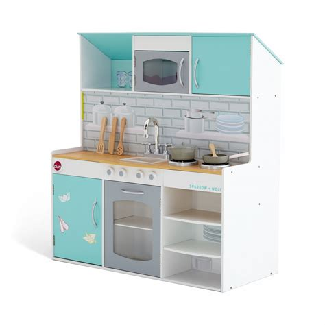 dolls house kitchens peppermint townhouse 2 in 1 kitchen and dolls house wooden dolls houses plum play
