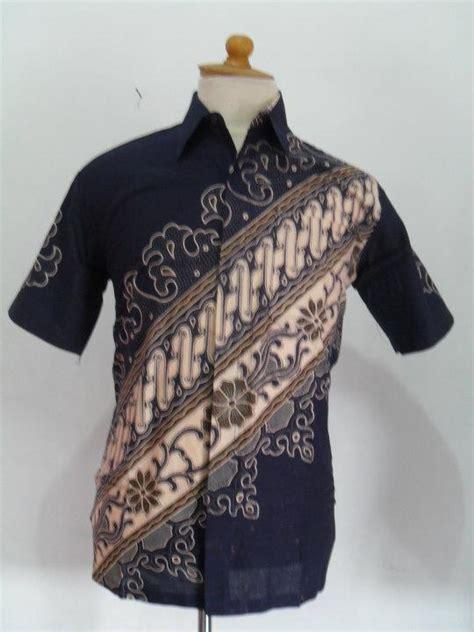 Kemeja Batik Modern 10 hem dan kemeja batik kamal collection