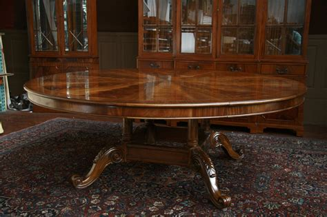 round dining room table with leaf round dining table with leaf full image for mid century