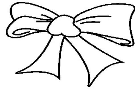 coloring pages of christmas bows printable bow new calendar template site